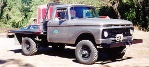 1962 F250 4X4